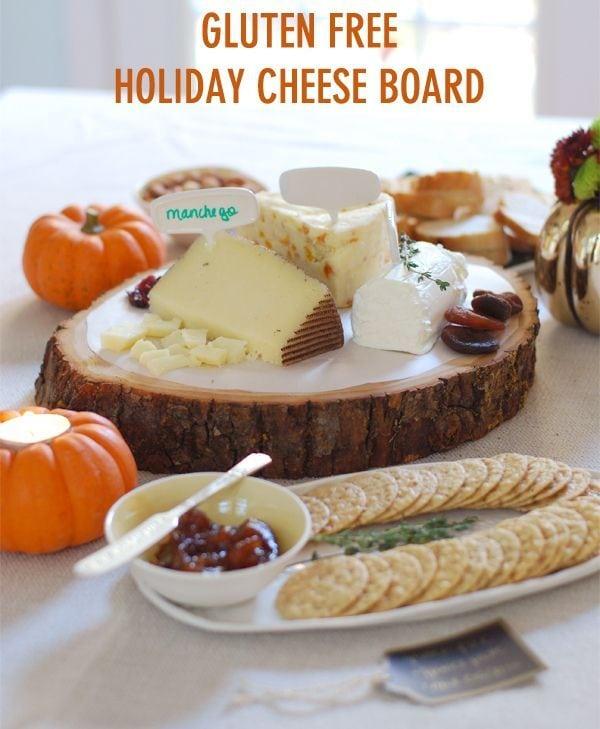 47 Gluten Free Holiday Cheese Board - Twin Stripe Blog
