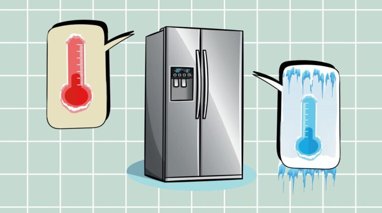 How Cold Should a Refrigerator Be? 1