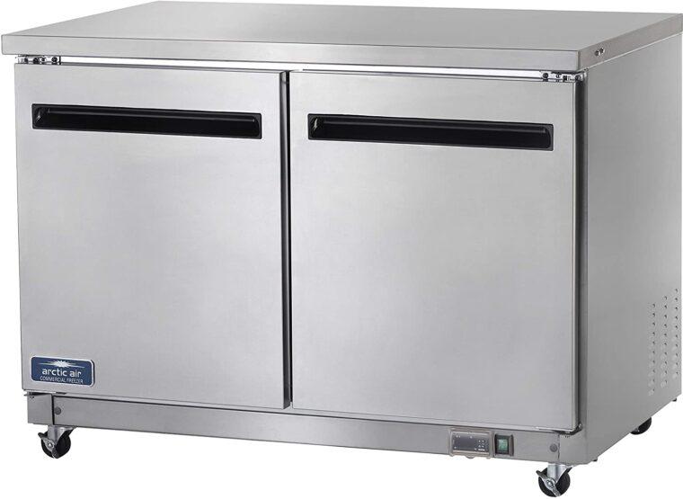 Best UnderCounter Refrigerator in 2020 7