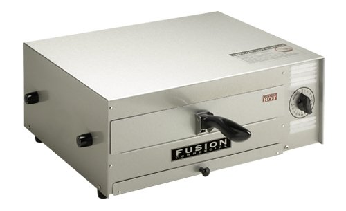 """Fusion 1023221 Oven, 12"""" Pizza, Stainless Steel"""