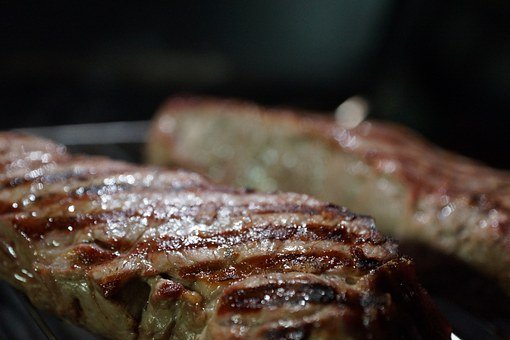 Steak, Barbecue, Beef, Meat, Grill