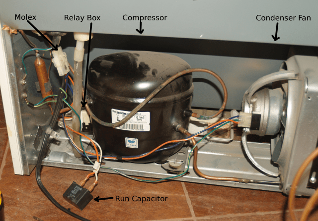 How To Bypass Start Relay On Refrigerator Twin Stripe