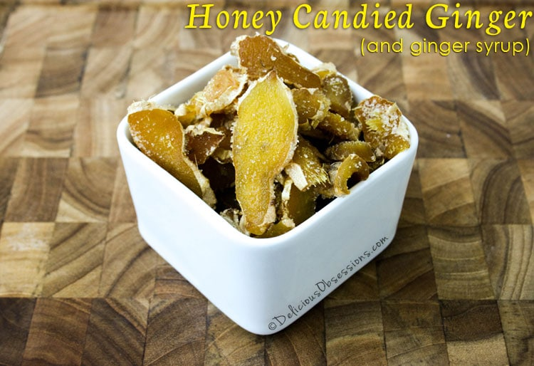 How To Crystallize Ginger Without Sugar ? 2