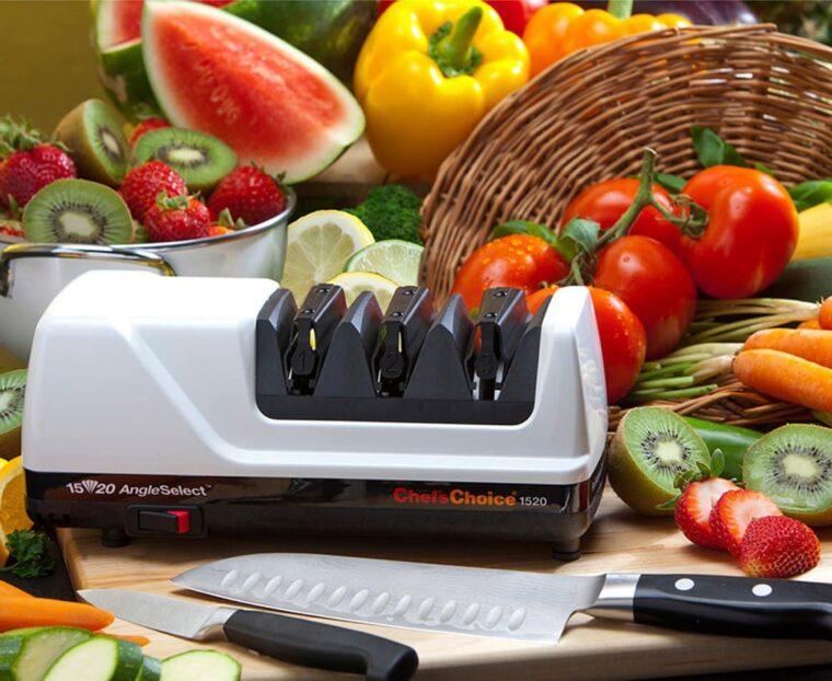 ChefS Choice M1520 VS Trizor 2