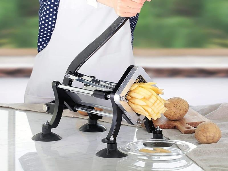 Best French Fry Cutter For Sweet Potatoes 6
