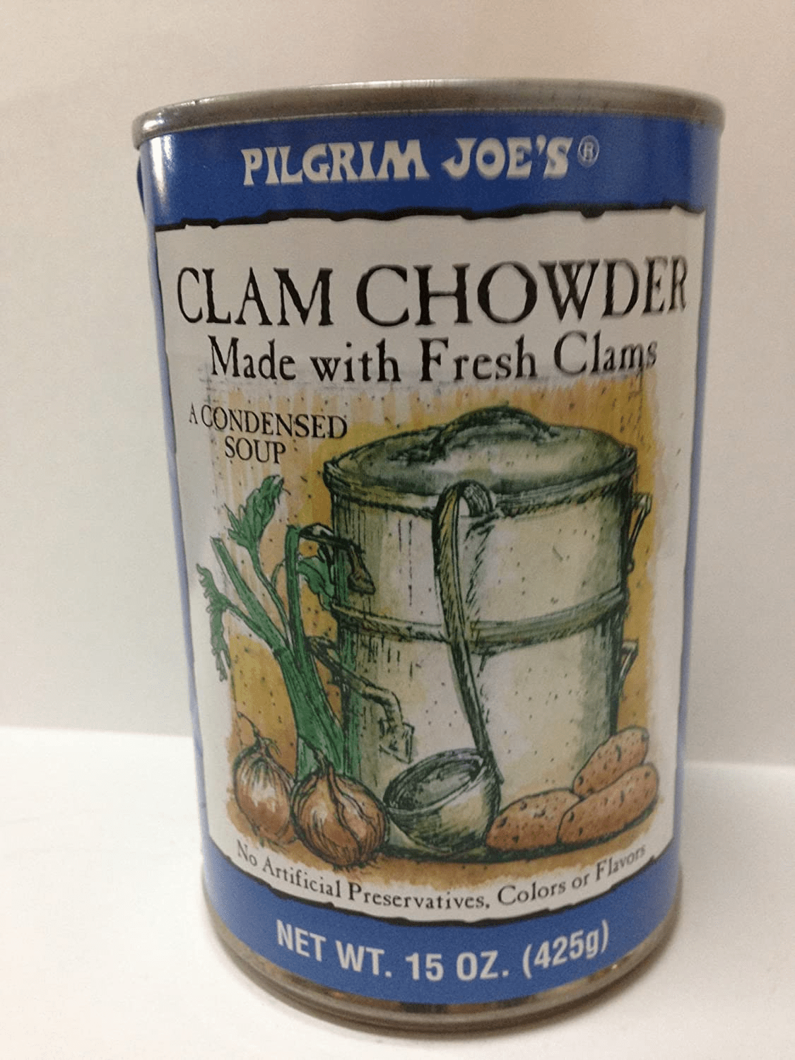 The Best Canned Clam Chowders 2021 3