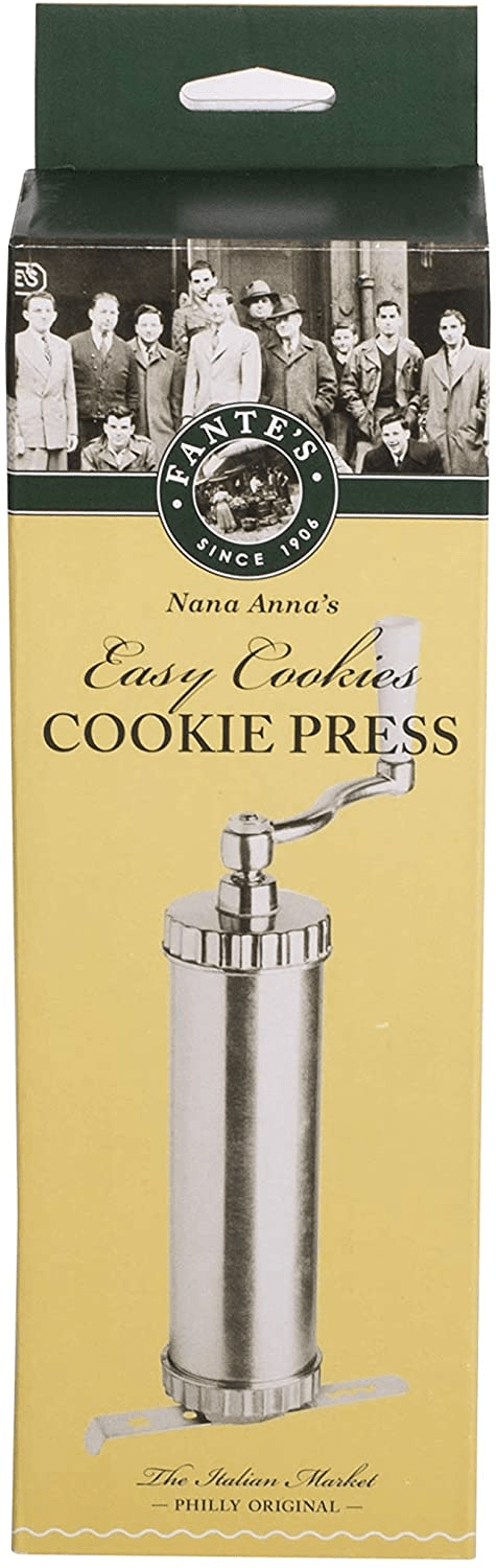 Best Cookie Press For Making Cheese Straws 3