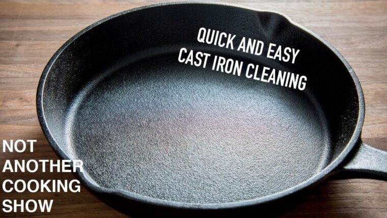 How To Season Cast Iron (Bacon Grease  More)? 7