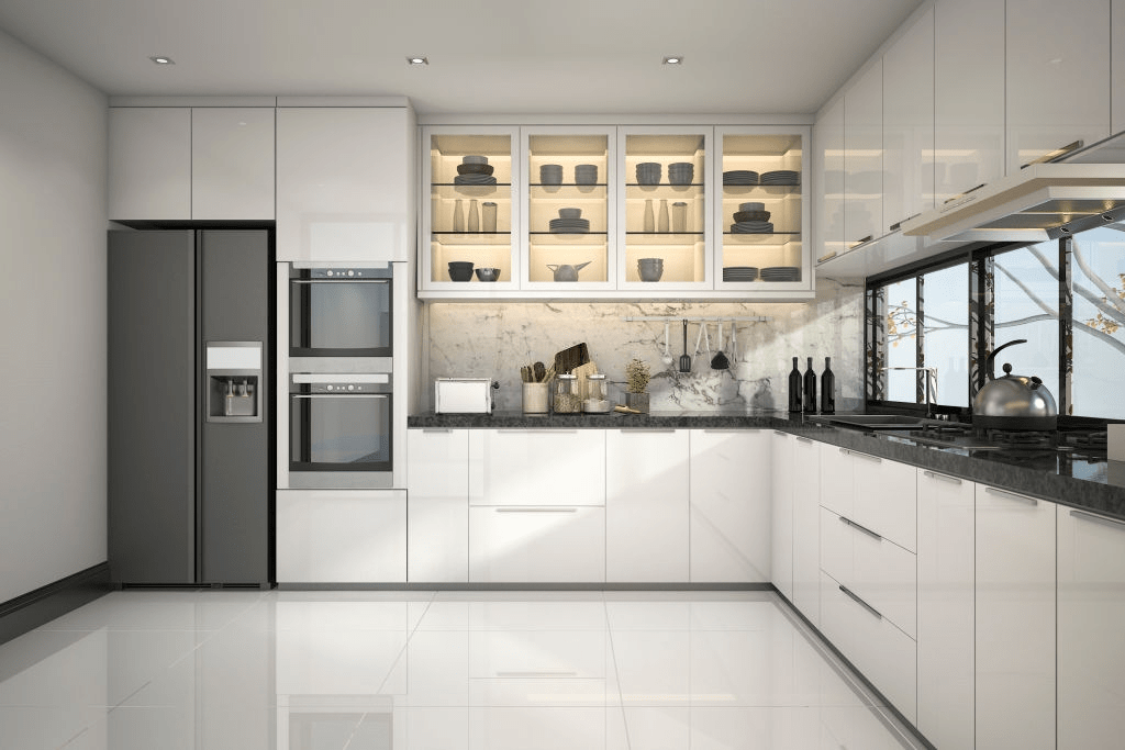 How Much Does It Cost To Put New Doors On Kitchen Cabinets? 1