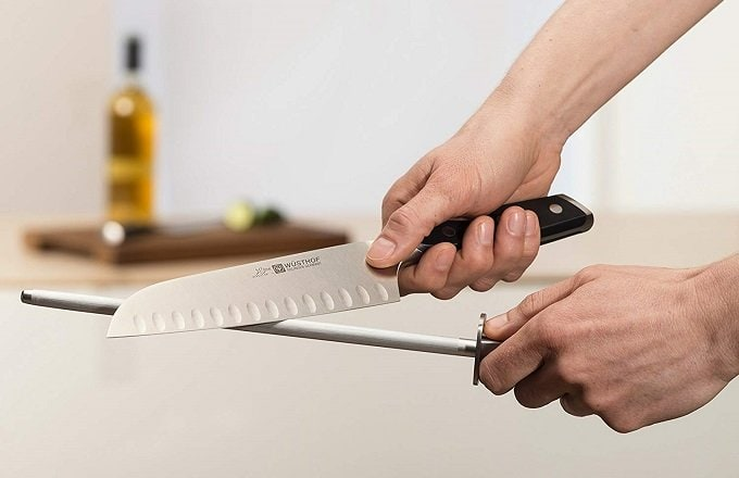 A picture containing cutting, knife Description automatically generated