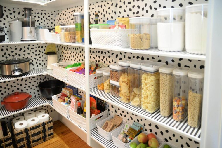 Best Shelf Liners For Pantry 1