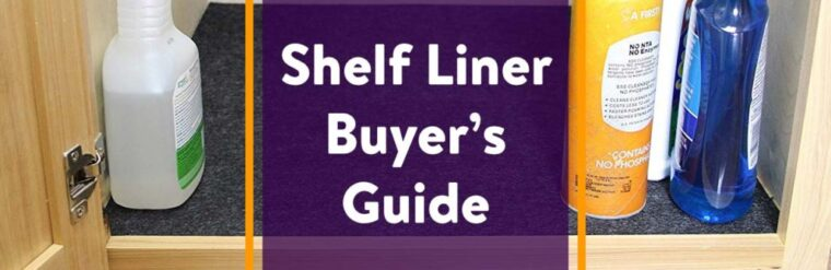 Best Shelf Liners For Pantry 7
