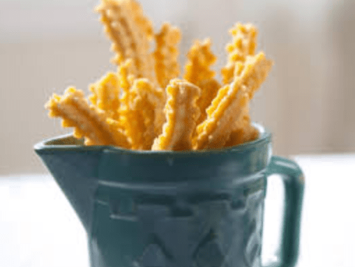 Best Cookie Press For Making Cheese Straws 1