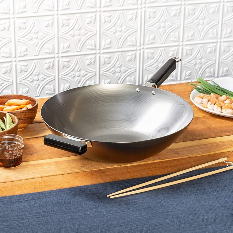 The Best Carbon Steel Woks 7