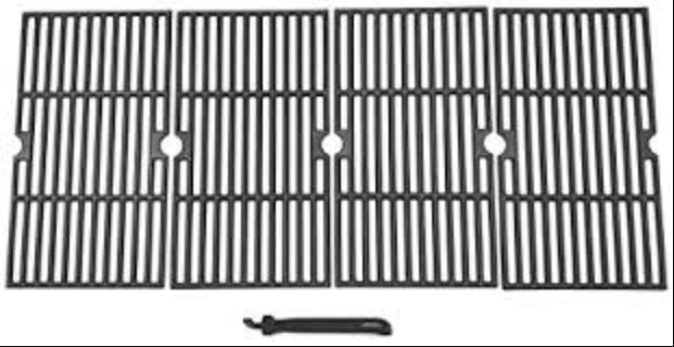 Best Way to Clean Porcelain Coated Cast Iron Grill Grates 3
