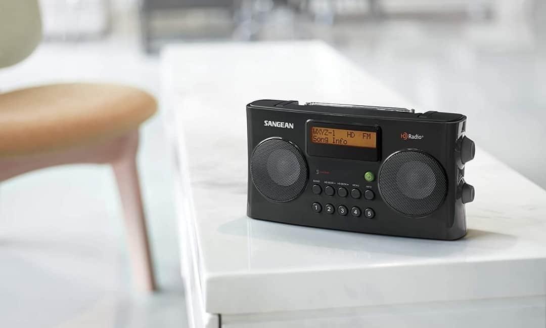 Best Small Radio For Kitchen 1