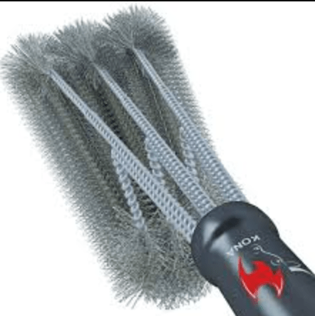 Best Way to Clean Porcelain Coated Cast Iron Grill Grates 9