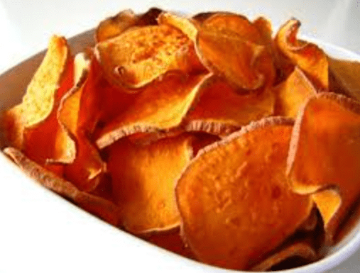 The Best Way To Bake A Sweet Potato In The Microwave 4