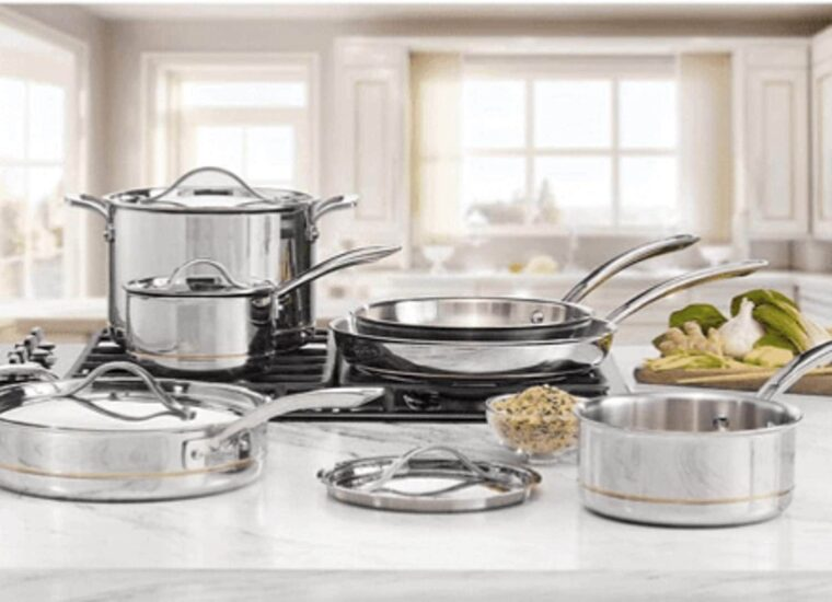 Best Utensils For Stainless Steel Cookware 1