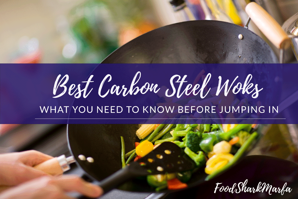 The Best Carbon Steel Woks 12