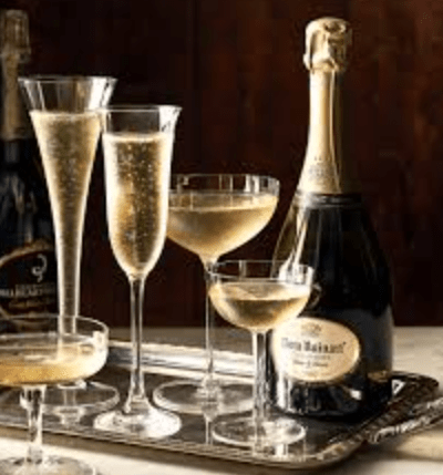 Best Appetizers To Pair With Champagne 1
