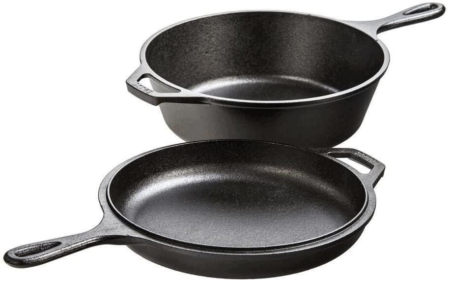 Enameled Cast Iron Cookware Vs. Cast Iron 2