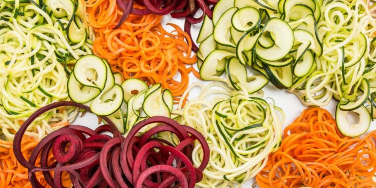 Best Spiralizers For Carrots 2