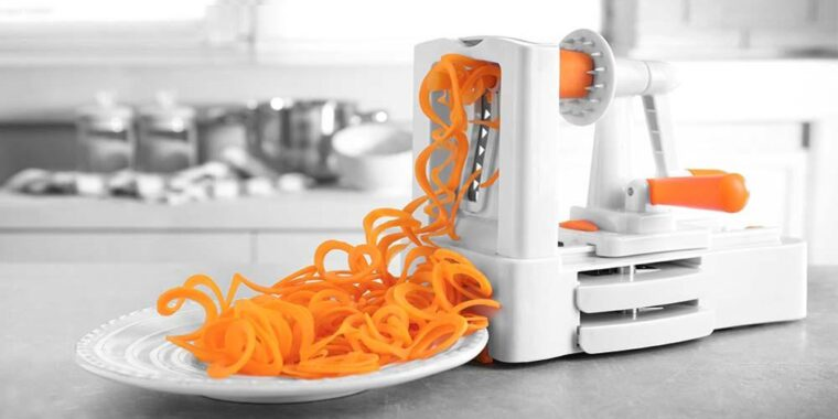 Best Spiralizers For Carrots 3
