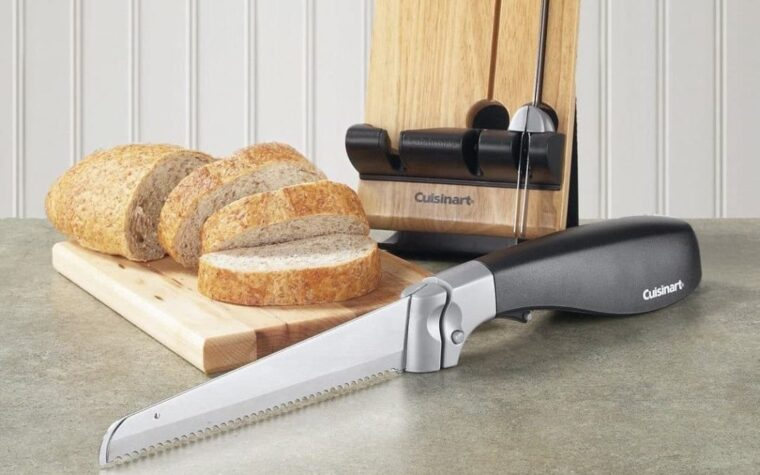 Best Electric Knife For Cutting Bread 1